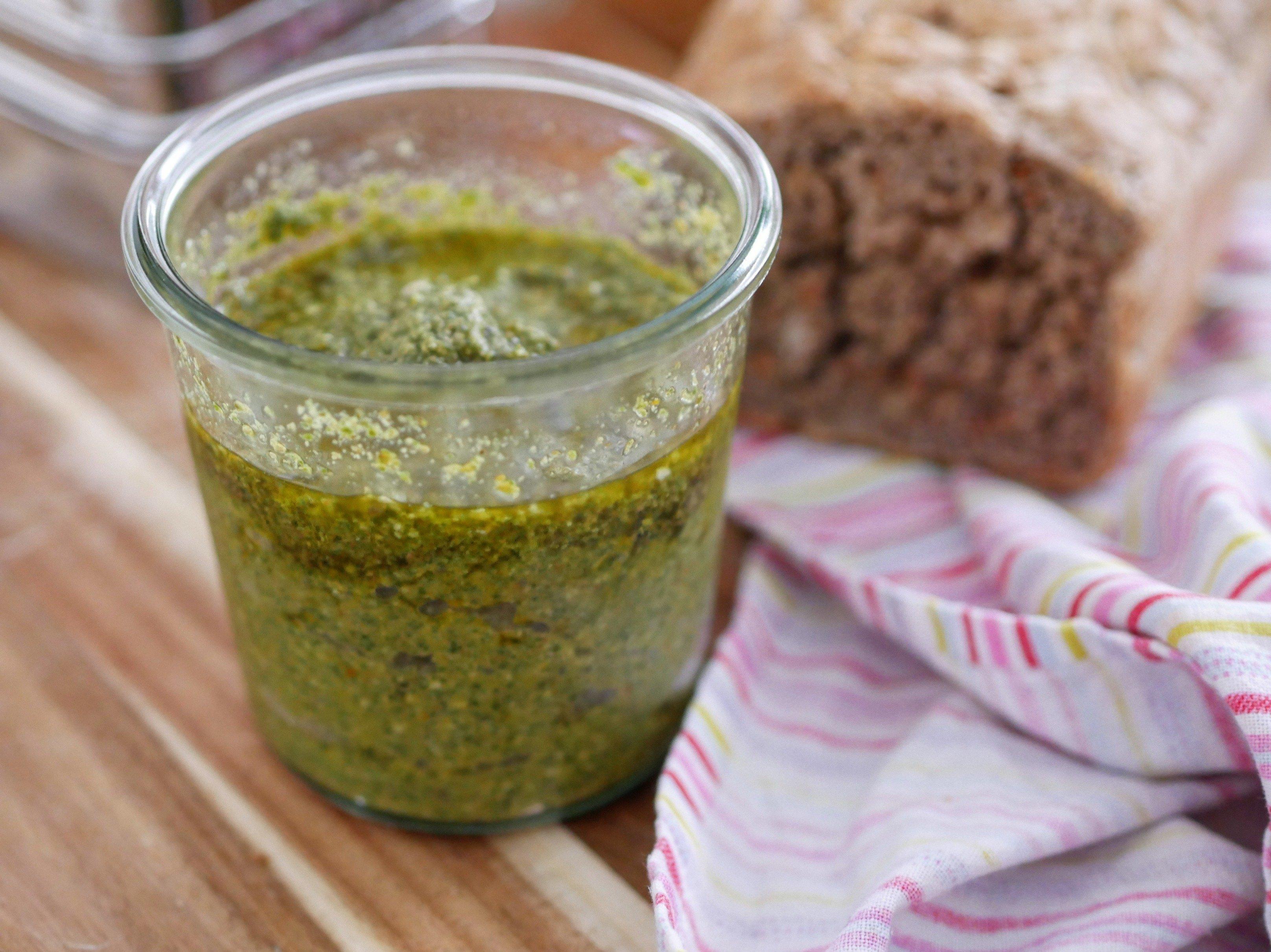Sauerampfer-Pesto von Serintogo