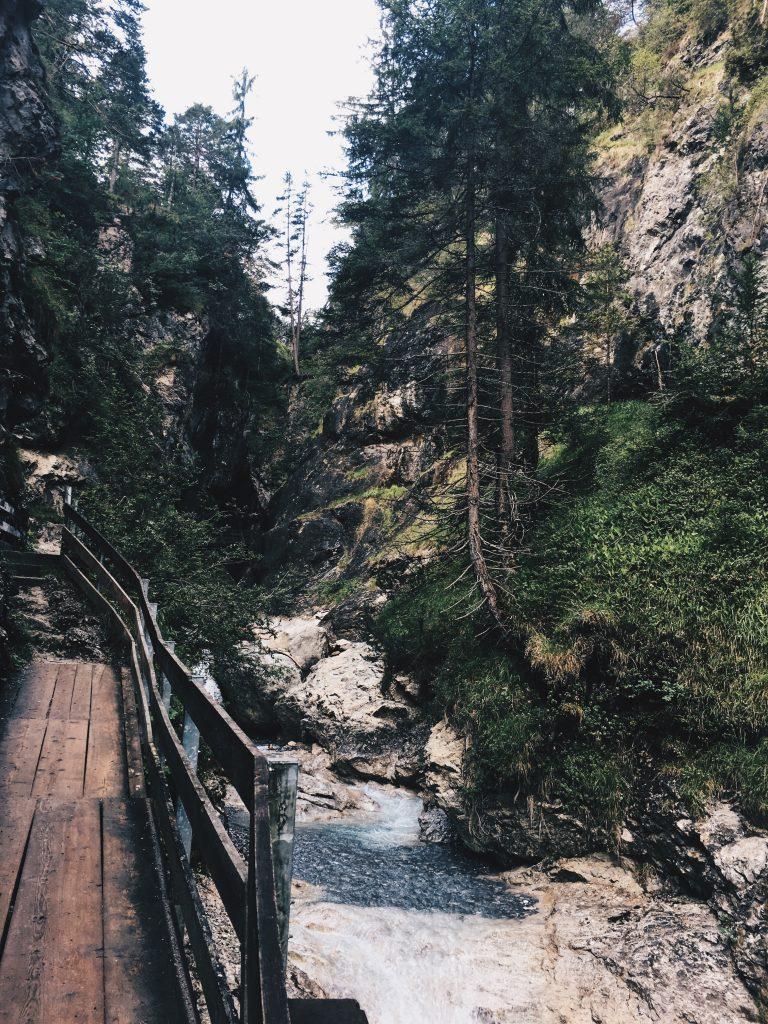 Rosengartenschlucht Tirol