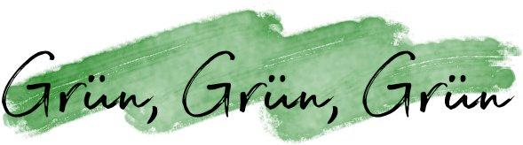 Grüne Kleinigkeiten