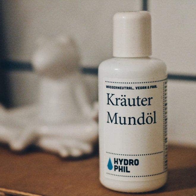 Hydrophil Kräuter-Mundöl