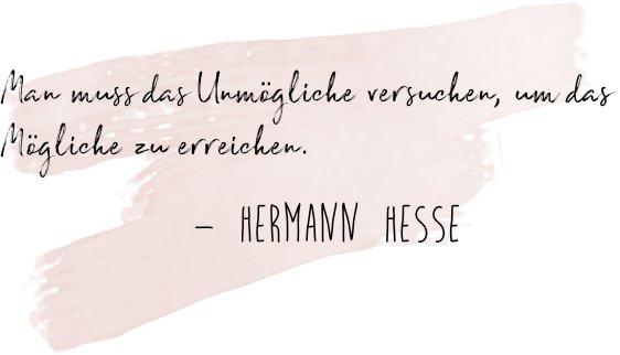 Hermann Hesse Unmöglich