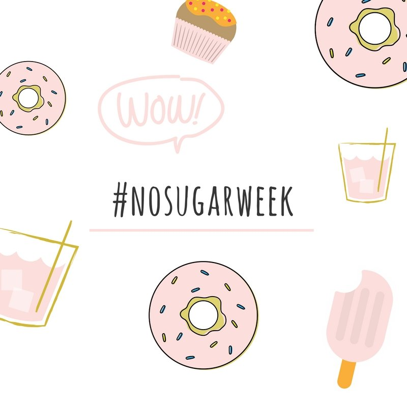 nosugar week Tag 2 zuckersüße