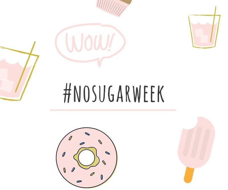 nosugar week Tag 4 Augen auf