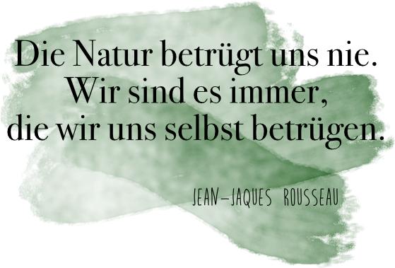 Rousseau Natur